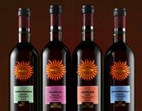 Diaguita wine labels