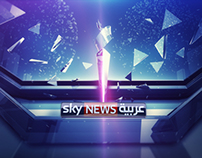 SkyNews Arabia Olympics Idents