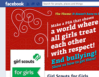Facebook Girl Scouts