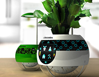 Moots | Hydroponic Garden