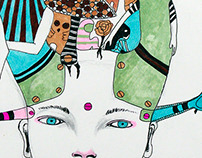 ivana flores drawings & ilustrations