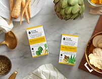 Living Alchemy Supplement Packaging Design