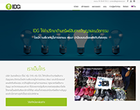 Redesign IDG Thailand website.