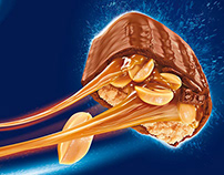 3D • Nestlé Charge Chocolate • BRAZIL