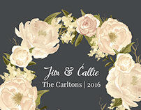 Callie & Jim | Wedding Designs