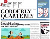 gorderly quarterly