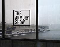 2015 Armory Show Signage