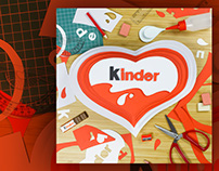 Kinder Instagram by Vasty