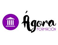 Ágora - Logo