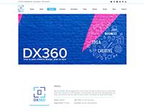 DX360 UI Design
