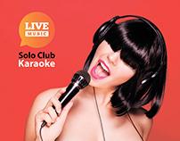 Solo Karaoke Club Billboard