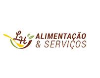 LH - Logo Alimentação & Serviços