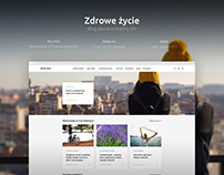 Zdrowe życie - Blog about a healthy life