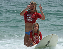 Surfer Girls of All Ages Returning for Wahine Classic