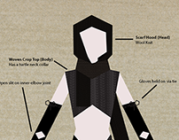 Final Fantasy XIV: Gear Design Contest Entries (Caster)