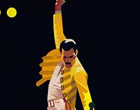 Farrokh Bulsara - Freddie Mercury