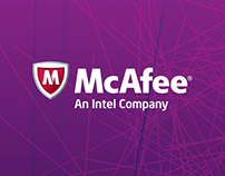 McAfee branding