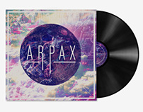 Arpax - Logo and Ep cover design