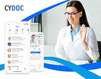 CYDOC - telemedicine app