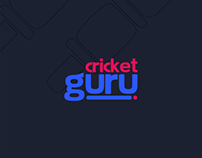 Cricket Guru Mobile App Game Design