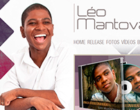 Website - Léo Mantovani