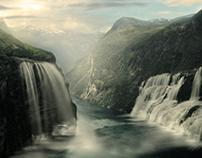 River to Eden