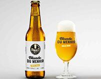 Création étiquette de bière, graphiste loolye labat