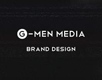 G-Men Media Branding