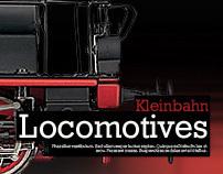 Kleinbahn Locomotives