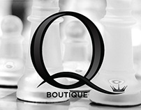 Q Boutique Website