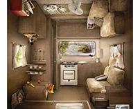 Antimo Print Ad - 2011