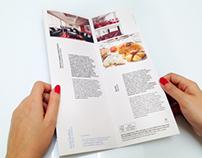 Logo & Brochure design Hotel Delfino