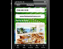 iPhone App - Acapulco Tourism
