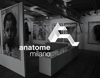 Milton Glaser exhibition  Anatome Milano
