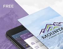 Mountain App Free