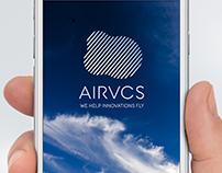 Air Ventures branding