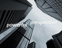 Infinitedge - Branding &  Visual Identity, Website