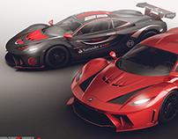 Poison car concept