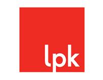 LPK logo + Restage-Rebranding a Branding/Design Agency