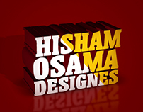 Hisham Osama Designes 3D work