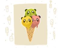 Cute Illustration 2017