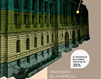 """Infografía """"COLEGIO NACIONAL DE BUENOS AIRES"""""""