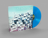 Stars 'The North' Album and Merch Design