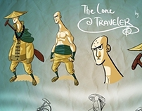 The Lone Traveler Character Design
