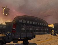 2009: Wolfenstein - Airfield