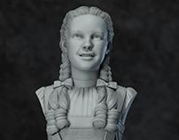 Dorothy Bust