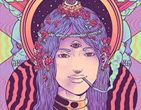 Ariel Pink Poster