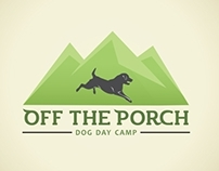 Off the Porch Logo