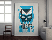 Kulcats Streetwear - Branding
