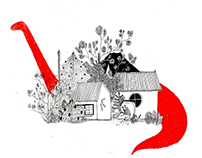 Sashayona Illustration